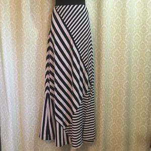 Calvin Klein performance quick dry maxi skirt